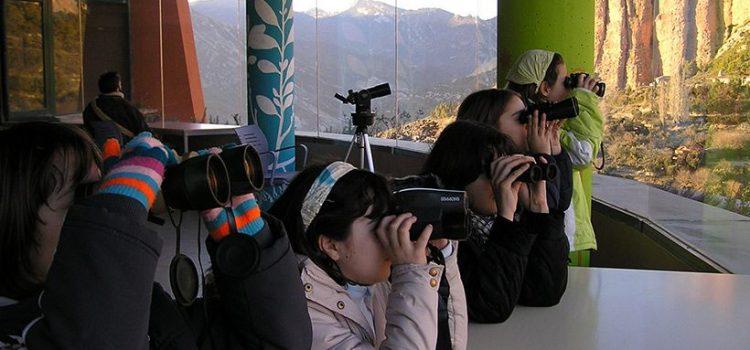 Centro de Interpretación ARCAZ en Riglos