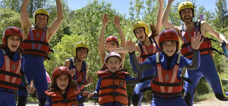 Alcorce, Rafting y Aventura para Niños