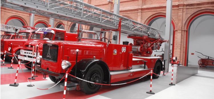Museo del Fuego y los Bomberos en Zaragoza