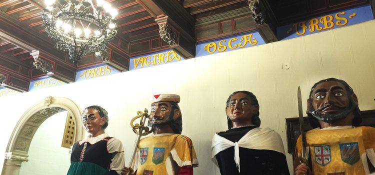 China Chana Aragón en Huesca