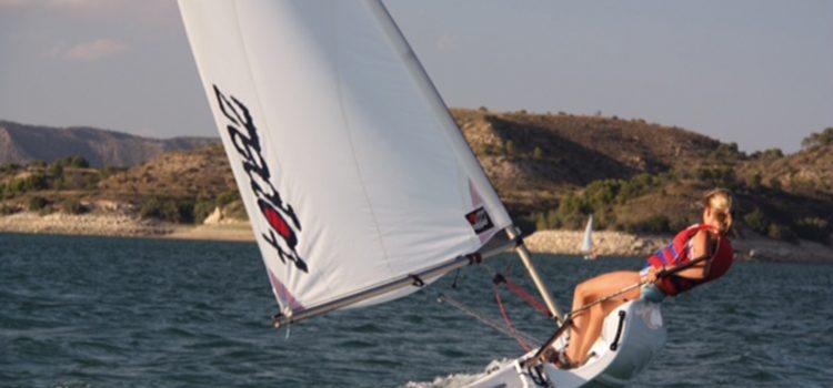 Vacaciones náuticas. Mar de Aragón