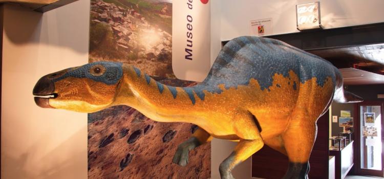 Museo de Dinosaurios de Arén