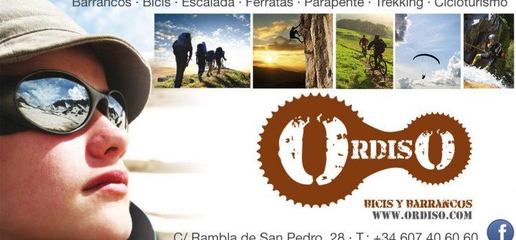 Ordiso Bicis y Barrancos