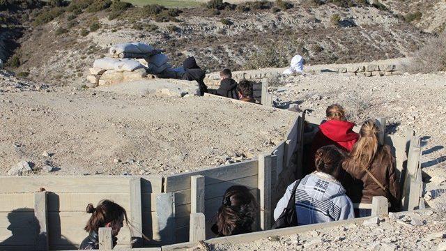 Centro de Interpretación de la Guerra Civil en Aragón y Ruta Orwell