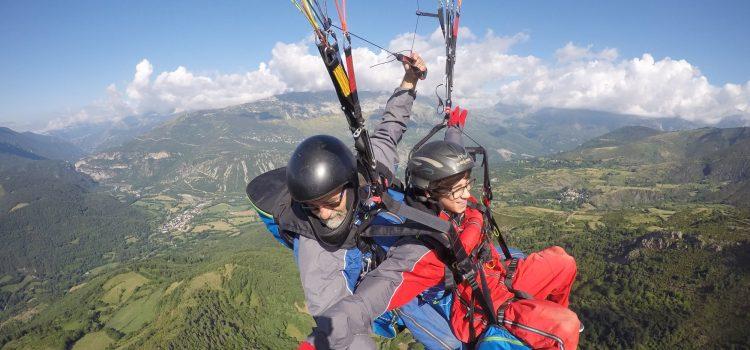 Parapente Pirineos