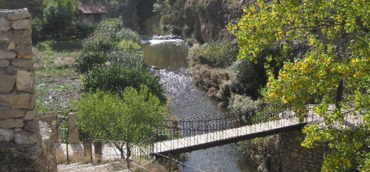 Paseo Fluvial en Albarracín