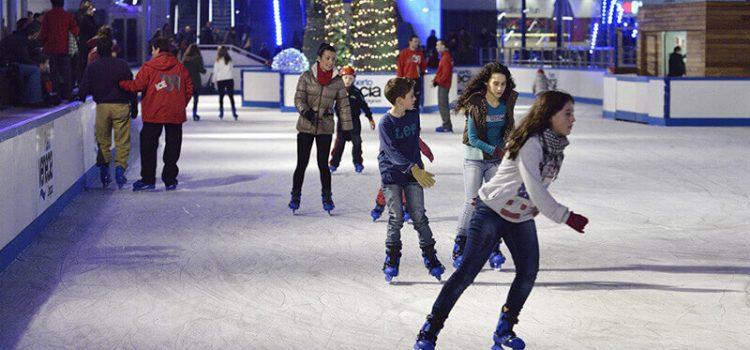 Ice skaty