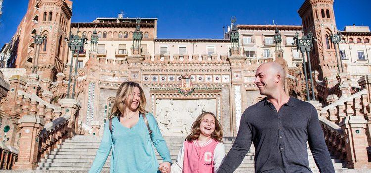 Teruel en Familia