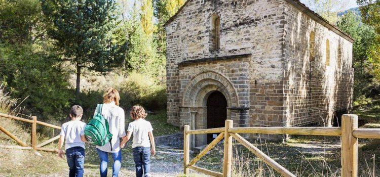 De Borau a la Ermita de San Adrián de Sasabe