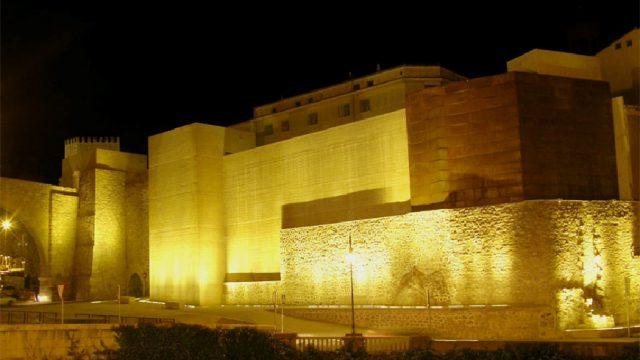 La Muralla de Teruel